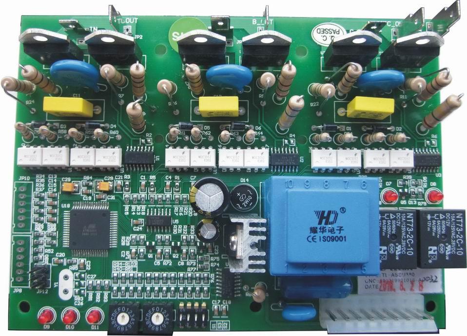 tl-assu380型空调软启动器采用嵌入式系统设计,体积小,重量轻,抗